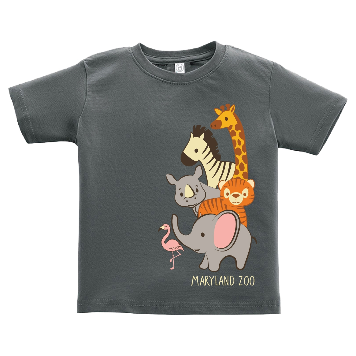 INFANT AND TODDLER STACK ZOO COLLECTION