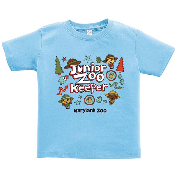INFANT JUNIOR ZOOKEEPER TEE