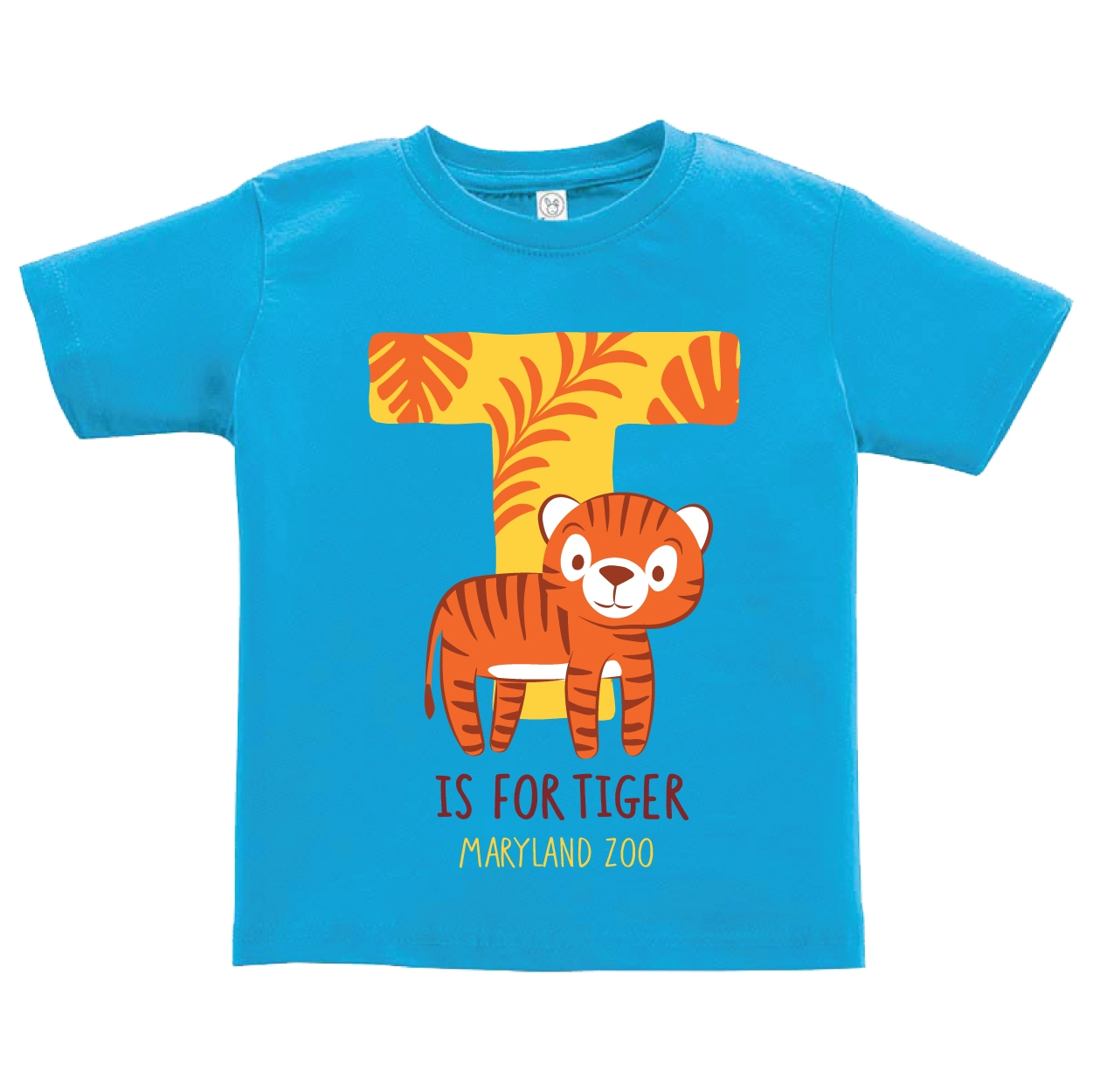 TODDLER T IS FOR TIGER