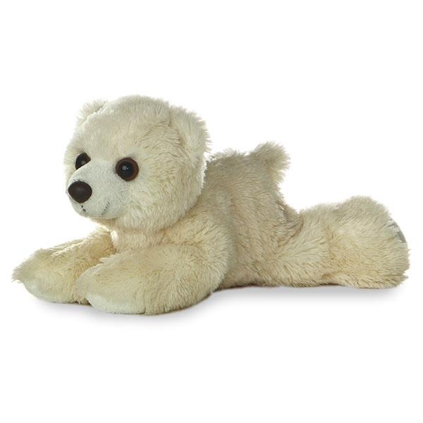 MINI FLOPSIE POLAR BEAR